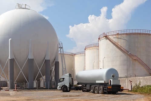 Natural gas offers power security.